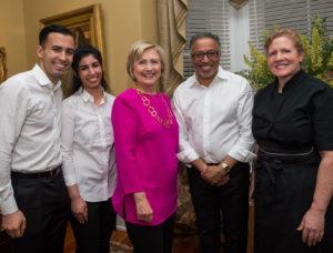 Hillary Clinton Fundraiser   March 2016